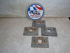 VINTAGE RACING GO KART FOREIGN REED INTAKE ADAPTER CART PART