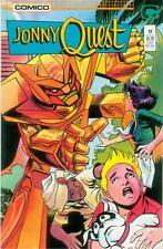 Jonny Quest # 17 (Marc Hempel) (USA, 1987)