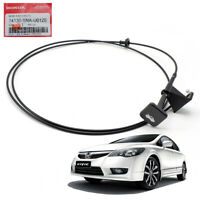 For Honda Civic FB 2006 11 Genuine Wire Hood Bonnet Lock Release Cable