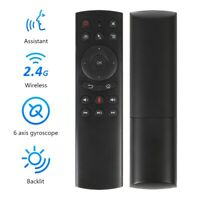 G20S 2.4G Wireless Voice Remote Control Gyro Controller for PC Set-top Box Exoti