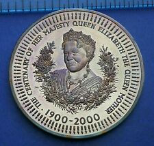 2000 Queen Mother/Glamis Castle Angus Medallion (227)