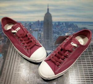 Converse Jack Purcell Pro Ox Low Top Mesa Rose/White Mens Size 10 166013c New