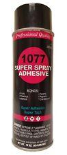 V&S 1077 Super Spray Adhesive Fine Mist Spray Pattern