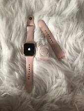 Apple Watch Gen 4 Series 4 40mm Gold Aluminum - Pink Sand Sport Band