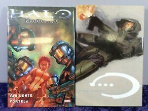 Marvel Halo Graphic Novels