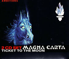 MAGNA CARTA ticket to the moon   2CD NEU OVP