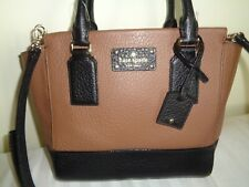 NWT KATE SPADE NEW YORK SM CAMRYN Bay Street Satchel Shoulder Purse Bag MSR $298