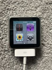 Apple Ipod Nano 6th generación Plateado/Grafito (16GB)