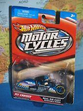 2014 Hot Wheels Blastous Moto 2 Motorcycle With Rider