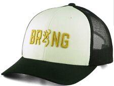 Browning Bring Snapback Cap NWT mesh
