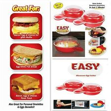 Kitchen Tools Microwave Omelet Egg Maker Cookware  Egg-white Flat Bread Maker JJ