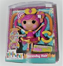 """Lalaloopsy Stretchy Hair Sugary Sweet Doll With Whirly Stretchy Locks 13"""" NEW"""