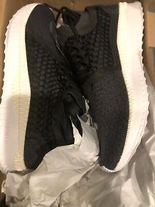 Puma Tsugi Netfit V2 Evoknit Black-asphalt-white Size 11