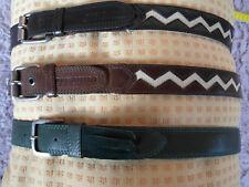 Cintura (una) Pelle Erreuno 90 cm, A SCELTA