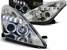 Žarometi za Toyota CELICA T230 99-05 Angel Eyes Chrome LPTO13EZ XINO IT