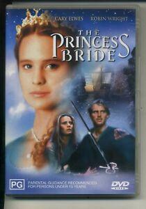 THE PRINCESS BRIDE  REGION4   FREE POST