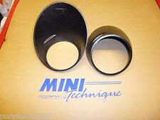 Classic Mini Air Vent finition couvre pour le directionnel Fresh Air Vents