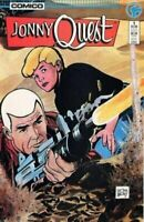 Jonny Quest #1 Comico 1986 NM in Mylar GEMINI SHIPPING