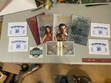 New listing Firefly Serenity Small Lot 3, Robbery Money Set, Flashcard Set, 4 Signal Mags, +