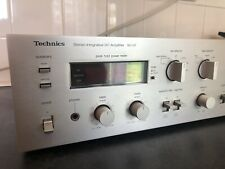 TECHNICS SU-V2 Stereo Integrated DC Amplifier (1980) Vintage Made in Japan