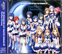 V.A.-THE IDOLM@STER LIVE THE@TER FORWARD 02 BLUEMOON HARMONY-JAPAN CD E25