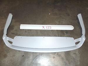 OEM NEW SPOILER REAR BUMPER VW PASSAT 12 13 14 15 AIR DAM GROUND EFFECTS KIT W8