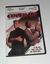 Cover-Up (Dolph Lundgren, Louis Gossett, Jr.) (DVD, 2002)