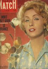 Paris Match mai 1960 - etat  bon/correct - complet - Numero 580
