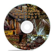 GREAT AMERICAN CHOCOLATE FACTORY HERSHEY HISTORY, PENNSYLVANIA, J53