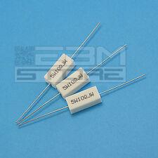 3 pz Resistenza ceramica 5W 10 ohm resistenze - ART. HL04