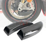 Carbon Fiber Brake Disc Cooling Air Ducts Kit for DUCATI Streetfighter / S 848