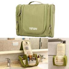 UK Large Travel Cosmetic Bag Makeup Storage Toiletry Wash Hanging Wash Bag Purse