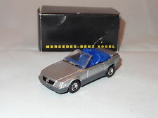matchbox MERCEDES 500 SL , CHANGES BETWEEN HARDTOP AND SOFTTOP - mint BOXED