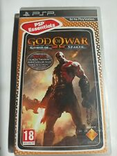 God of War Ghost of Sparta NEW NEW FACTORY SEALED!!! PSP Playstation Portable PT