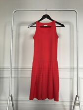 Robe RODIER 36 small rouge rose corail