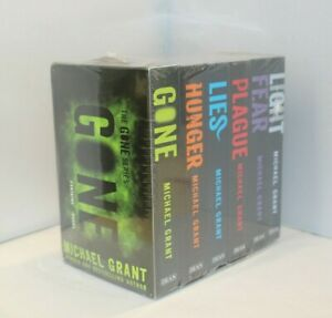 Gone Series 6 Books Young Adult Collection Paperback By-Michael Grant-DAMAGED