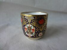 "Rara Vintage porcelana Lynton Derby Hamilton Imari Huevera 2"""