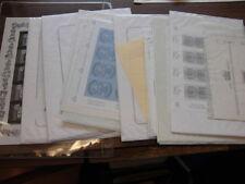 Schwarzdruck Sammlung, Österreich, 2238, 2220, 2097, 2187, 2158, 2127 usw. (346)