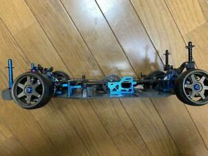 Tamiya TA-05 chassis silver carbon specifications No.1073