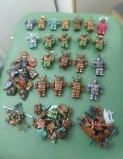 Mega Bloks Dragons Knights Minifigs Mini Figurines with Weapons & Accessories