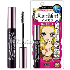Japan Kiss Me Heroine Make LONG Curl Super Waterproof Mascara 6g DEEP BLACK