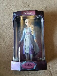 Limited Edition Elsa Frozen 2 Disney Store Doll SOLD OUT! 1 of 6800 ONLY!