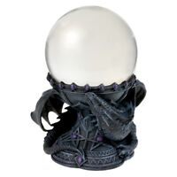 Dragon Beauty Crystal Ball Holder By Anne Stokes / Nemesis Now / Divination