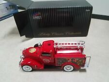 1936 Dodge Fire Pumper Diecast Truck 1:25 Scale
