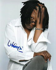 WHOOPI GOLDBERG.. Academy Award Winning Actress - SIGNED