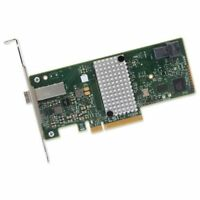 Lsi Logic Sas 9300-4i4e Sgl - 6gb/s Sas - Pci Express 3.0 X8 - Plug-in Card - 2