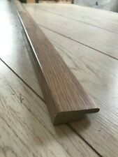 Unistep stair step nosing profile for laminate & wood floors 1 metre lengths OAK