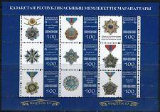 2016. Kazakhstan. The Order Of Kazakhstan. MNH. M/sheet