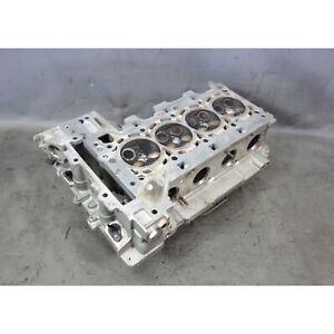 2012-2017 BMW N20 N26 4-Cylinder Turbo Engine Cylinder Head w Valves 43k OEM