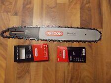 """18"""" Oregon 180VXLGK216 chainsaw bar & chain fits Echo CS-450P CS-500P CS-550P"""